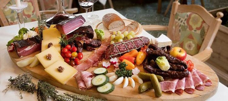 Trofana Kulinarik Speckplatte