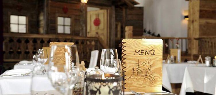 Tuffbad Restaurant Menu