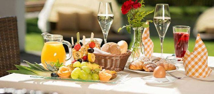 Tyrol Kulinarik Fruehstueck