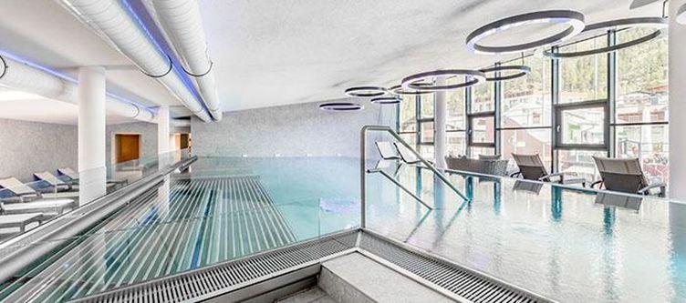 Tyrol Wellness Hallenbad