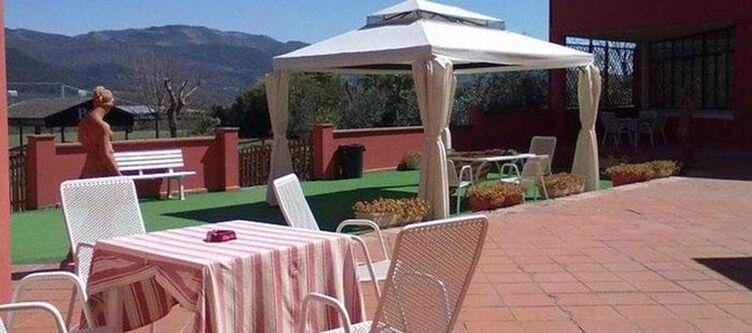 Umbriaverde Terrasse