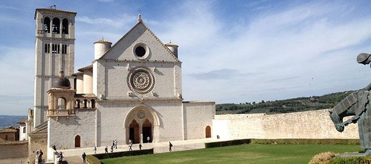 Umbrien Assisi 4