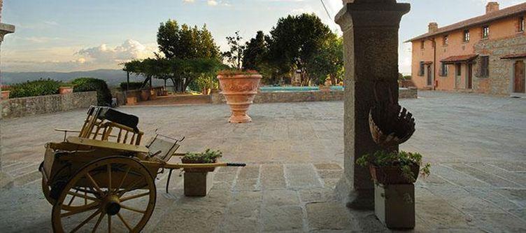 Usignoli Terrasse