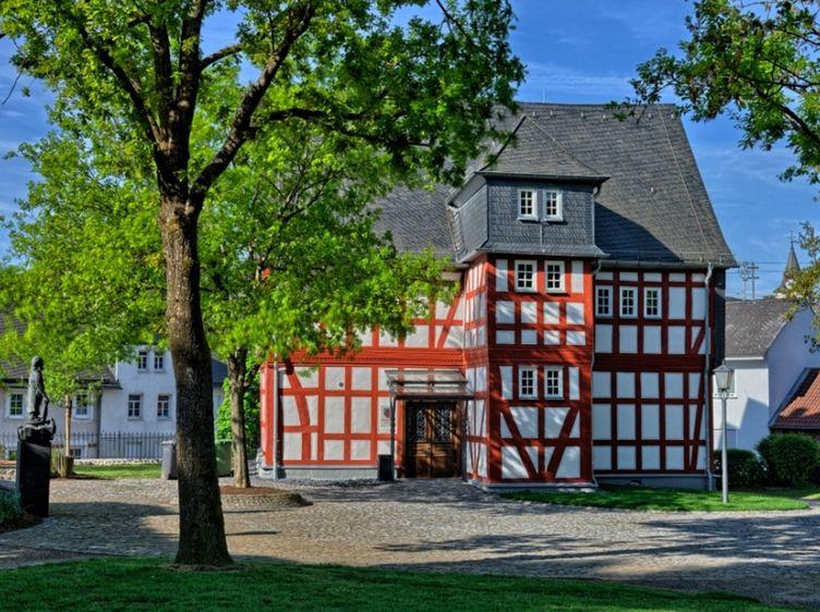 Uwe Rose Burgmannenhaus Westerburg 2015 05 14 1