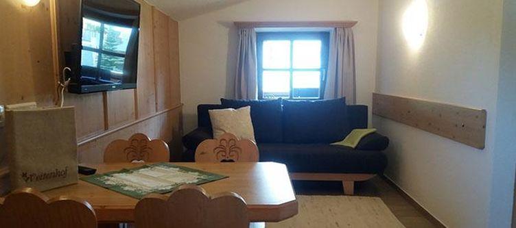 Veitenhof Appartement 1s Wohnraum