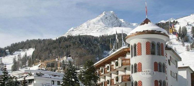 Victoria Hotel Winter2