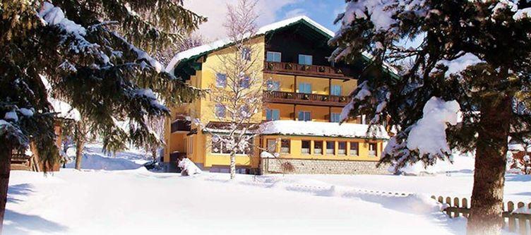 Vierjahreszeiten Hotel Winter