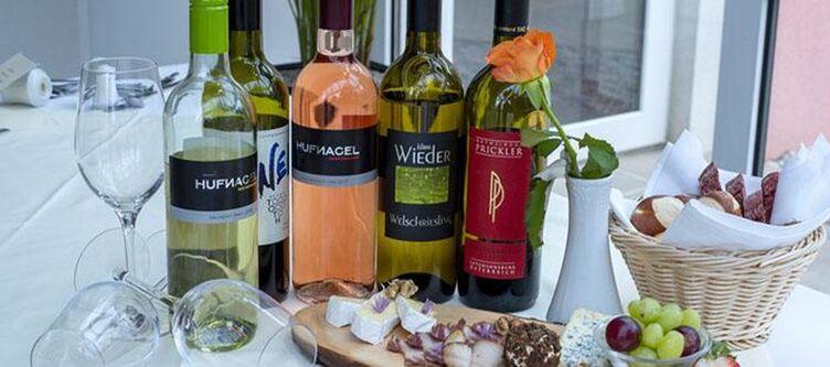 Vierjahreszeiten Kulinarik Wein