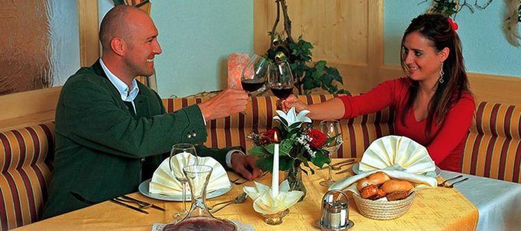 Vierjahreszeiten Restaurant Dinner