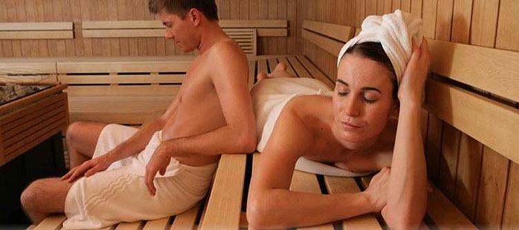 Vierjahreszeiten Wellness Sauna