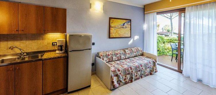 Villalsole Appartement Anna Wohnraum