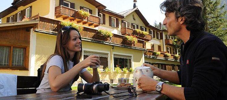 Vioz Hotel Paar