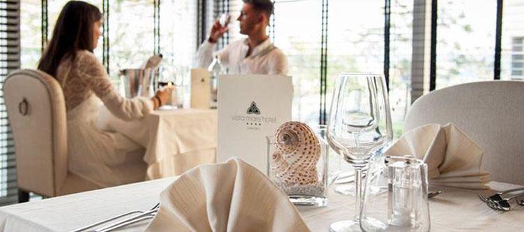 Vistamare Restaurant Gedeck2