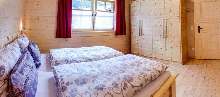 Waicher Chalet Zweizimmer Schlafen2