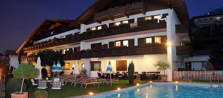 Walder Hotel Abend