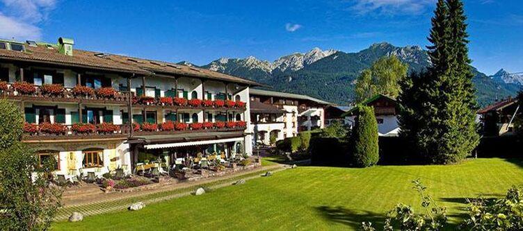 Wallgau Hotel