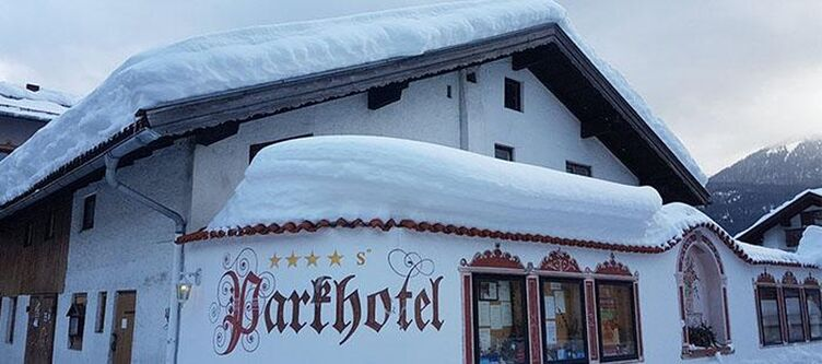 Wallgau Hotel Winter