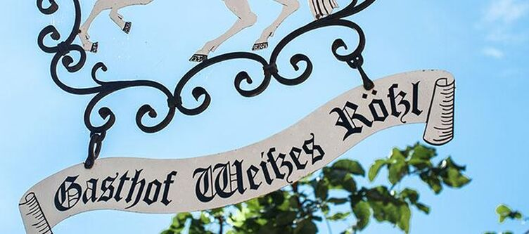 Weisses Roessl Hotel Logo