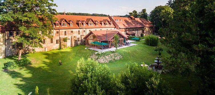 Weyberhoefe Hotel Garten