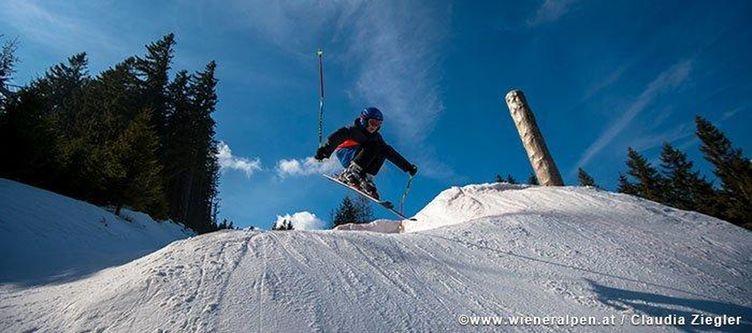 Wiener Alpen Moenichkirchen Ski