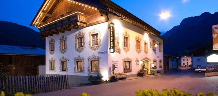 Wienerhof Hotel Abend