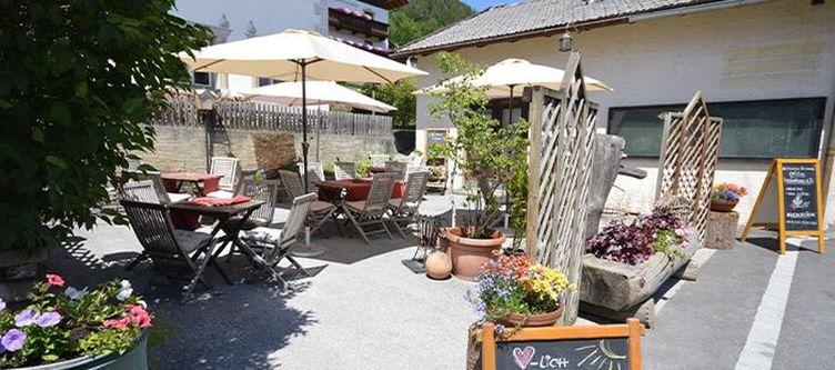 Wienerhof Terrasse