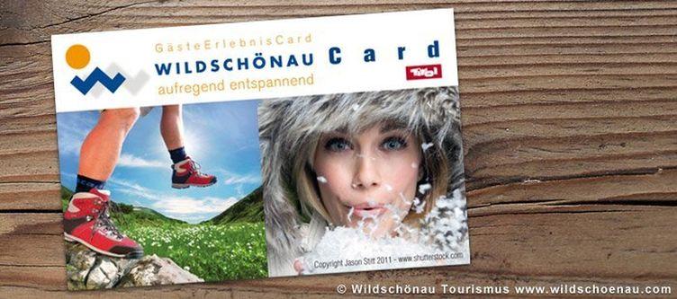 Wildschoenau Card
