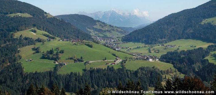 Wildschoenau Oberau