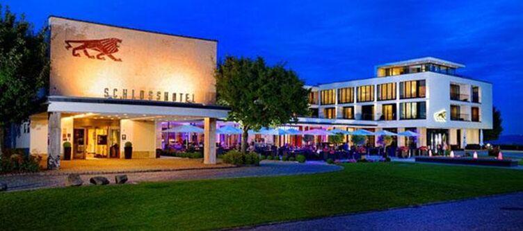 Wilhelmshoehe Hotel Abend