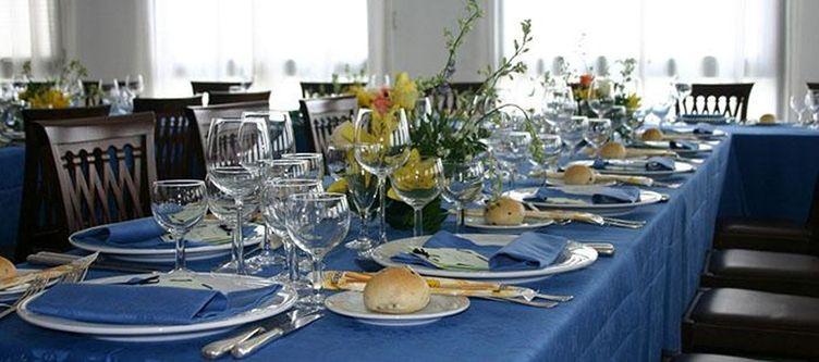 Windsor Restaurant Gedeck