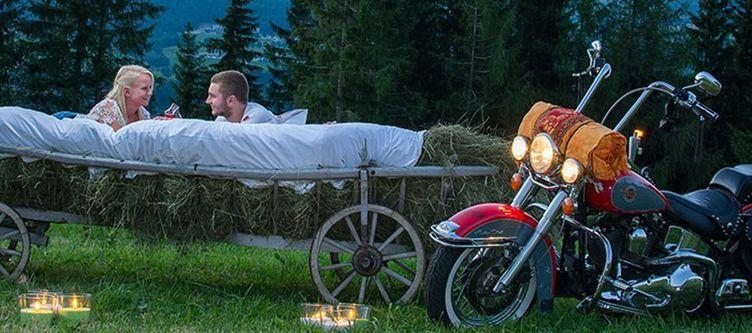 Winterer Motorrad Paar