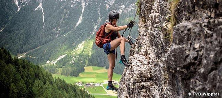 Wipptal Klettersteig St Magdalena