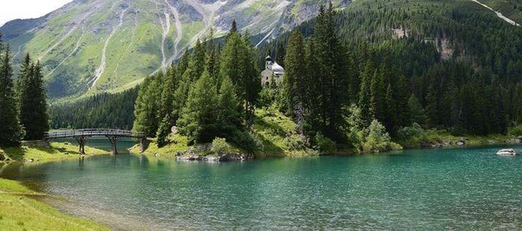 Wipptal Obernberger See