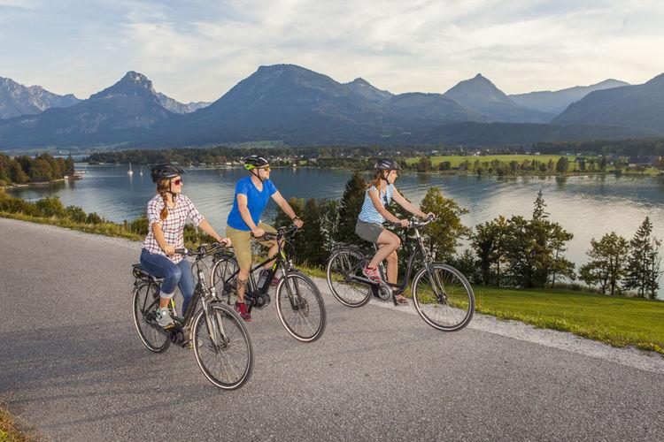 Wolfgangsee E Bike