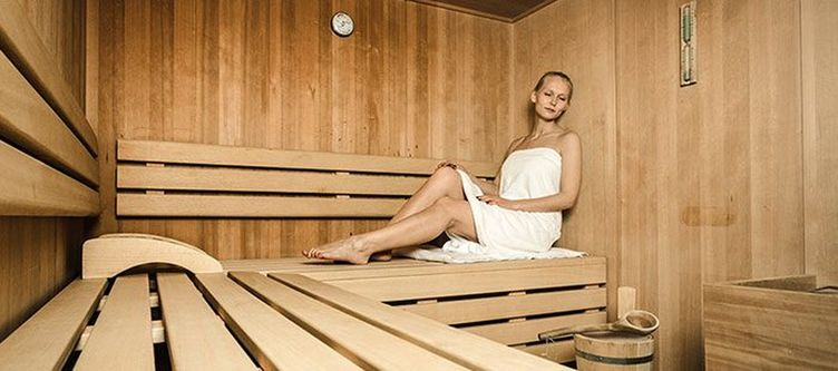 Wolfurt Wellness Sauna