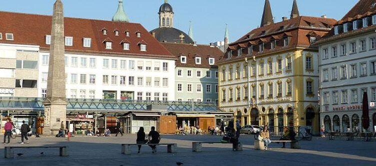 Wuerzburg Altstadt