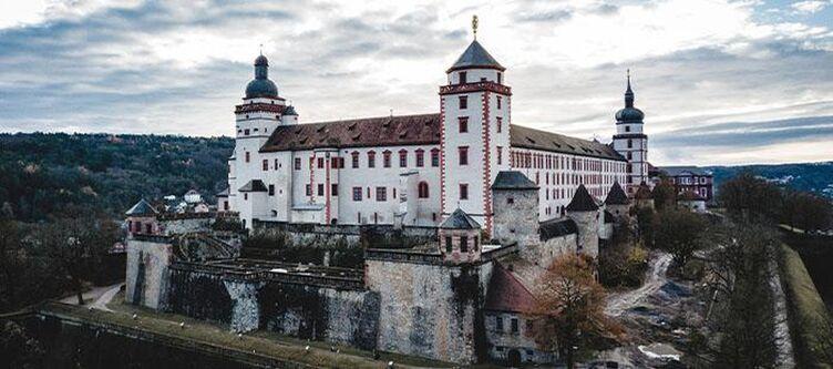 Wuerzburg Festung Marienberg2