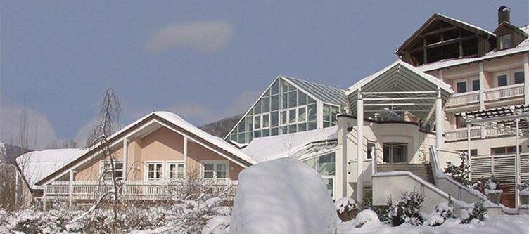 Wutzschleife Hotel Winter