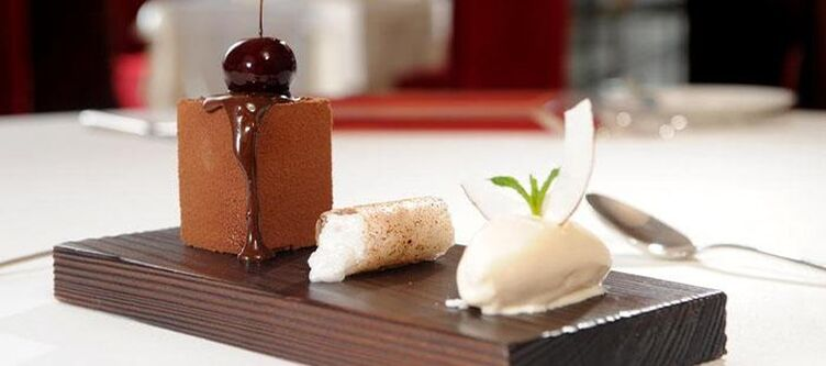 Wutzschleife Kulinarik Dessert