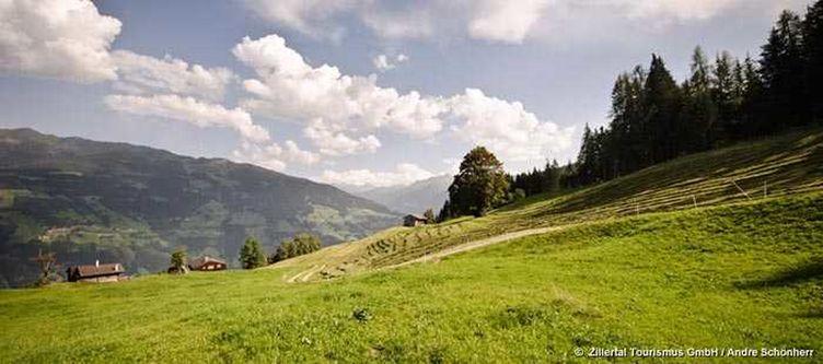 Zillertal Landschaft 2