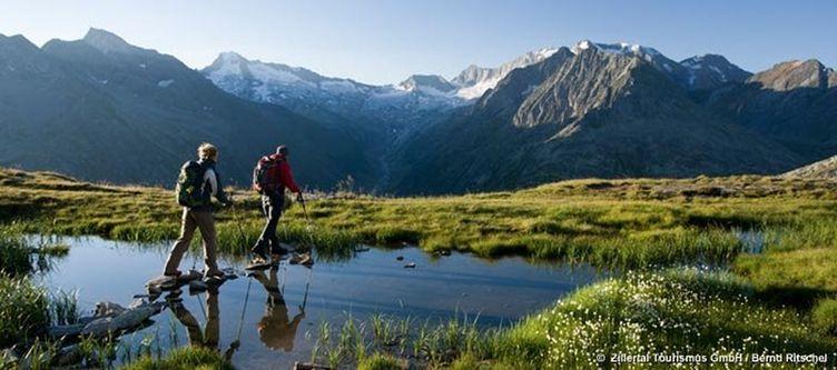 Zillertal Wandern4 2