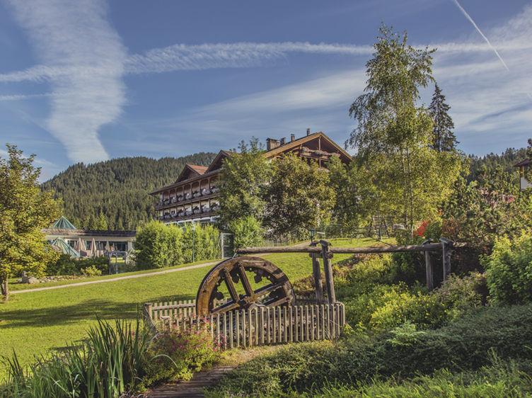 Zugspitze Resort Ferien Erholung 1 1