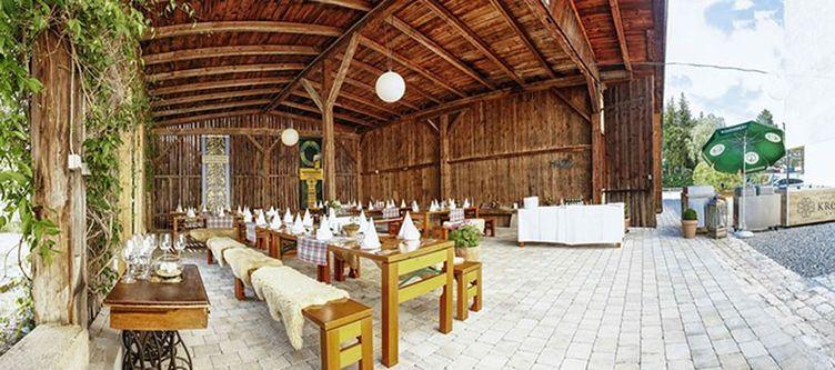 Zumkreuz Restaurant Alter Braugarten