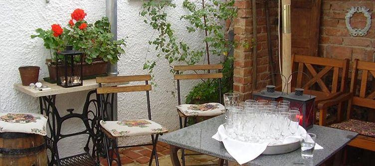 Zumkreuz Terrasse