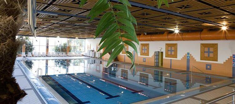 Zusterna Wellness Hallenbad Sport