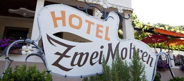 Zwei Mohren Hotel Blumen
